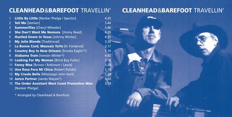 CD Travellin'